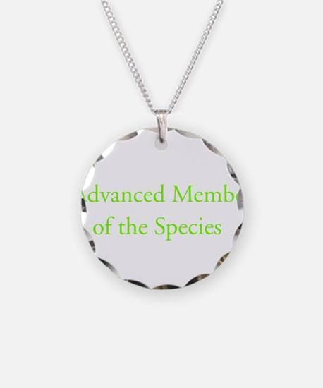 Advanced Member of the Specie Necklace