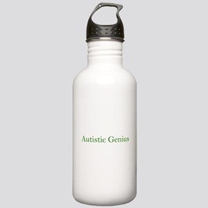 Autistic Genius 2 Stainless Water Bottle 1.0L