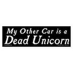 My Other Car Bumper Sticker (50 pk)