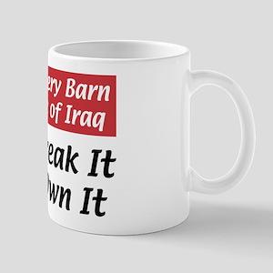 Pottery Barn Principle Mug