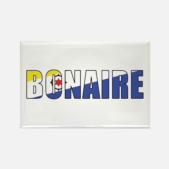 Bonaire Rectangle Magnet