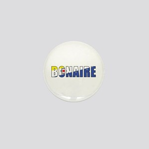 Bonaire Mini Button