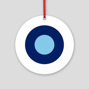 RAF Ornament (Round)