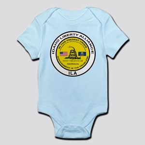 Idaho Liberty Alliance Infant Bodysuit