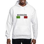 Winning Italian Hooded Sweatshirt