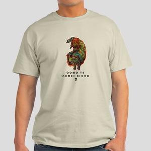Como Te llamas bicho Light T-Shirt