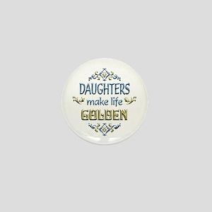 Daughter Sentiments Mini Button