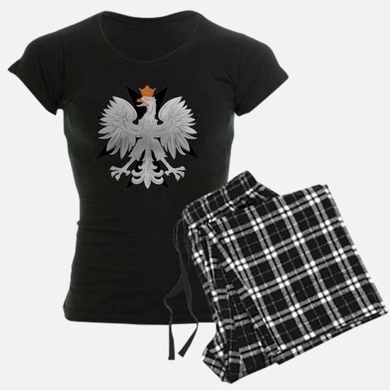 Polish Eagle Black Maltese Cr Pajamas