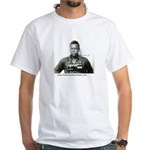 Vincent Simmons White T-Shirt