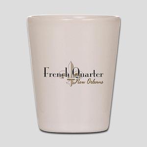 French Quarter NO Shot Glass