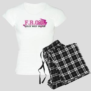 FROG pink Women's Light Pajamas