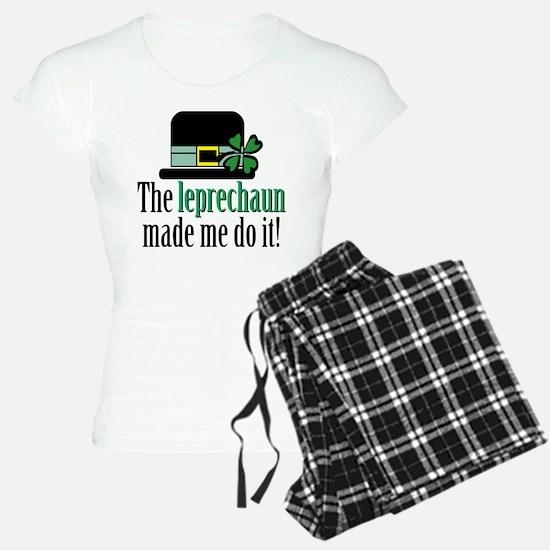 Leprechaun made me Pajamas