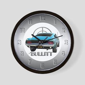 BULLITT JZZ 109 Wall Clock