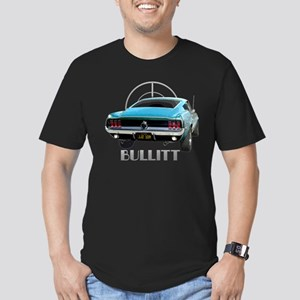 BULLITT JZZ 109 Men's Fitted T-Shirt (dark)