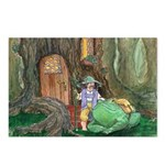 Frog Travel Postcards (Package of 8)