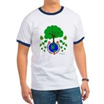Earth Day Everyday Ringer T