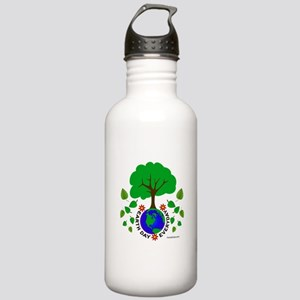 Earth Day Everyday Stainless Water Bottle 1.0L