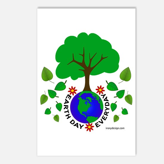 Earth Day Everyday Postcards (Package of 8)