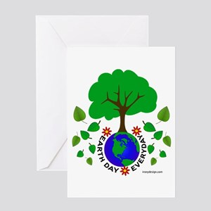 4fbdd56bccf Save Environment Greeting Cards - CafePress