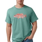 Strawberry Grouper Mens Comfort Colors® Shirt