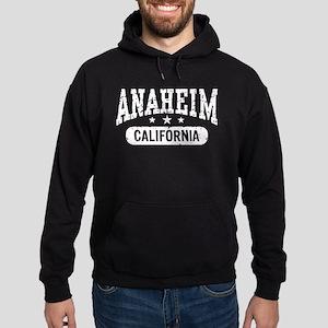 Anaheim California Hoodie (dark)