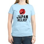 Japan Relief Women's Light T-Shirt