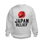 Japan Relief Kids Sweatshirt