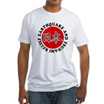 Hope for Japan Fitted T-Shirt