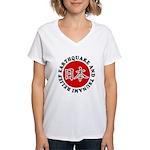Hope for Japan Women's V-Neck T-Shirt
