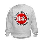 Hope for Japan Kids Sweatshirt
