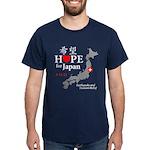 Hope for Japan Dark T-Shirt