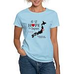 Hope for Japan Women's Light T-Shirt