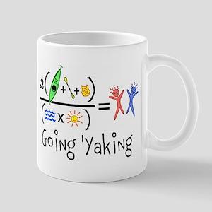 Goin 'Yaking Mug