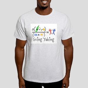Goin 'Yaking Light T-Shirt