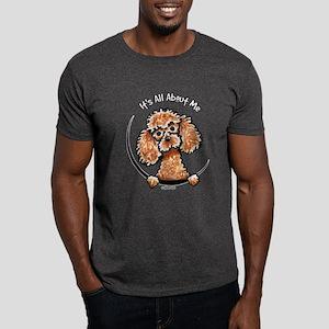 Apricot Poodle IAAM Dark T-Shirt