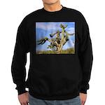 Tucson Saguaro Monster Sweatshirt (dark)