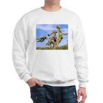 Tucson Saguaro Monster Sweatshirt