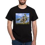 Tucson Saguaro Monster Dark T-Shirt