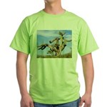 Tucson Saguaro Monster Green T-Shirt