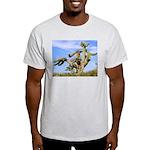 Tucson Saguaro Monster Light T-Shirt
