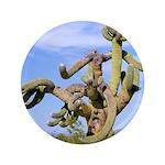 "Tucson Saguaro Monster 3.5"" Button (100 pack)"