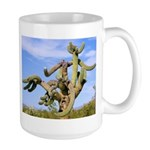 Tucson Saguaro Monster Large Mug