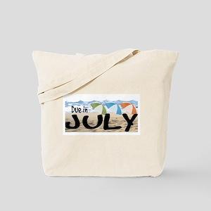 Due in July - Beach Tote Bag