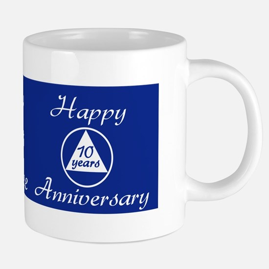 Happy Joyous and Free Anniv 20 oz Ceramic Mega Mug