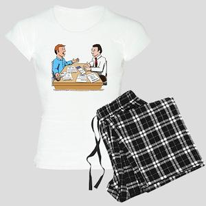 Car Dependent Women's Light Pajamas