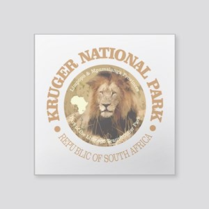 Kruger NP 2 Sticker