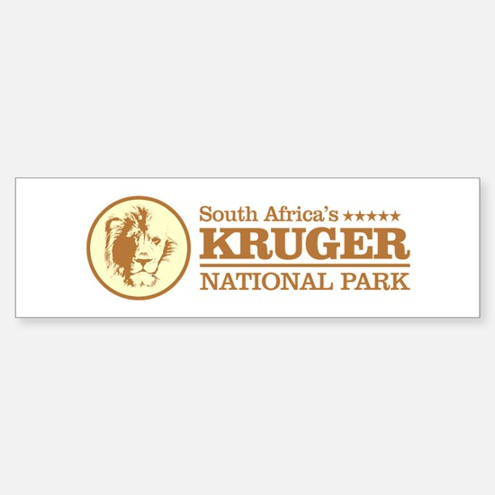 Kruger NP 2 Bumper Bumper Bumper Sticker