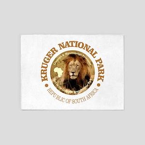 Kruger NP 2 5'x7'Area Rug