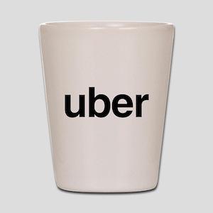 uber Shot Glass