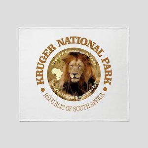 Kruger NP 2 Throw Blanket